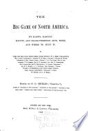 The Big Game of North America
