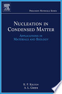 Nucleation in Condensed Matter