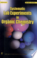 Systematic Lab Experiments in Organic Chemistry Book