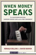 When Money Speaks Pdf/ePub eBook