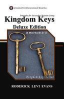 Kingdom Keys Deluxe Edition  4 Mini Books in 1