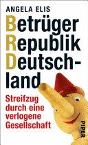 Betrüger Republik Deutschland