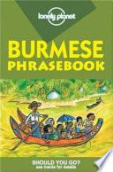 Burmese Phrasebook