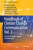 Handbook of Climate Change Communication  Vol  2
