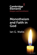 Monotheism and Faith in God