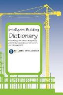 Intelligent Building Dictionary Book