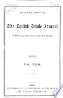 The British Trade Journal
