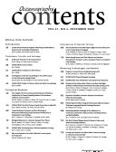 Special Issue on Coastal Ocean Processes