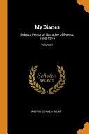 Wilfrid Scawen Blunt Books, Wilfrid Scawen Blunt poetry book