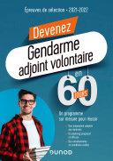 Pdf Devenez Gendarme Adjoint Volontaire en 60 jours Telecharger