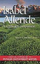 Isabel Allende: A Critical Companion