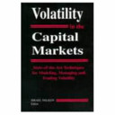 Volatility in the Capital Markets