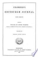 Chambers's Edinburgh Journal