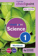 Books - Checkpoint Science Workbook 1 | ISBN 9781444183467