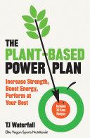 The Plant-Based Power Plan Pdf/ePub eBook