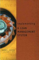 Implementing a Lean Management System