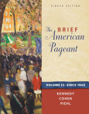 The Brief American Pageant: A History of the Republic, Volume II: Since 1865 [Pdf/ePub] eBook