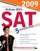 McGraw Hill s SAT  2009 Edition