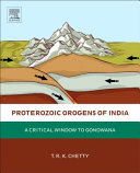 Proterozoic Orogens of India Book
