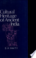 Cultural Heritage Of Ancient India