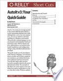 AutoIt V3  Your Quick Guide Book