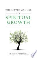 Little Manual for Spiritual Growth