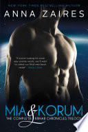 Mia   Korum  The Complete Krinar Chronicles Trilogy