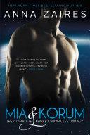 Pdf Mia & Korum (The Complete Krinar Chronicles Trilogy) Telecharger