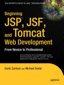 Beginning JSP , JSF and Tomcat Web Development