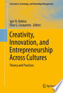 Creativity, Innovation, and Entrepreneurship Across Cultures