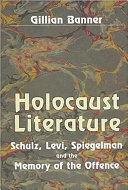 Holocaust Literature Book PDF