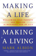 Making a Life  Making a Living