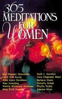 365 Meditations for Women Book