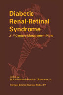 Diabetic Renal Retinal Syndrome