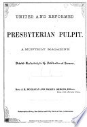 United and Reformed Presbyterian Pulpit Book