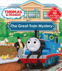 Thomas   Friends  The Great Train Mystery Book PDF