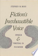 Fiction's Inexhaustible Voice
