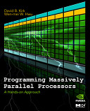Programming Massively Parallel Processors Book PDF