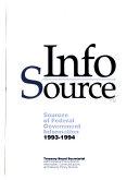 Info Source Book