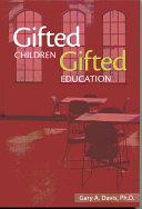 Gifted Children and Gifted Education