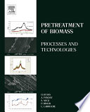 Pretreatment of Biomass Book