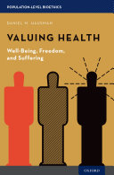 Valuing Health Pdf/ePub eBook