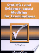 Statistics And Evidence Based Medicine For Examinations Book PDF