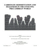 Carbonate Sedimentation and Diagenesis in the Evolving Precambrian World