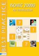 ISO/IEC 20000 An Introduction