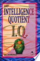Intelligence Quotient I. Q.