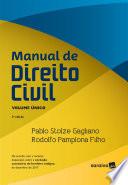 Manual de direito civil; volume único - 2ed