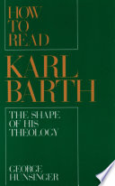 How to Read Karl Barth