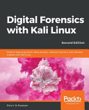 Digital Forensics with Kali Linux   Second Edition