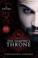 Pdf The Vampire's Throne